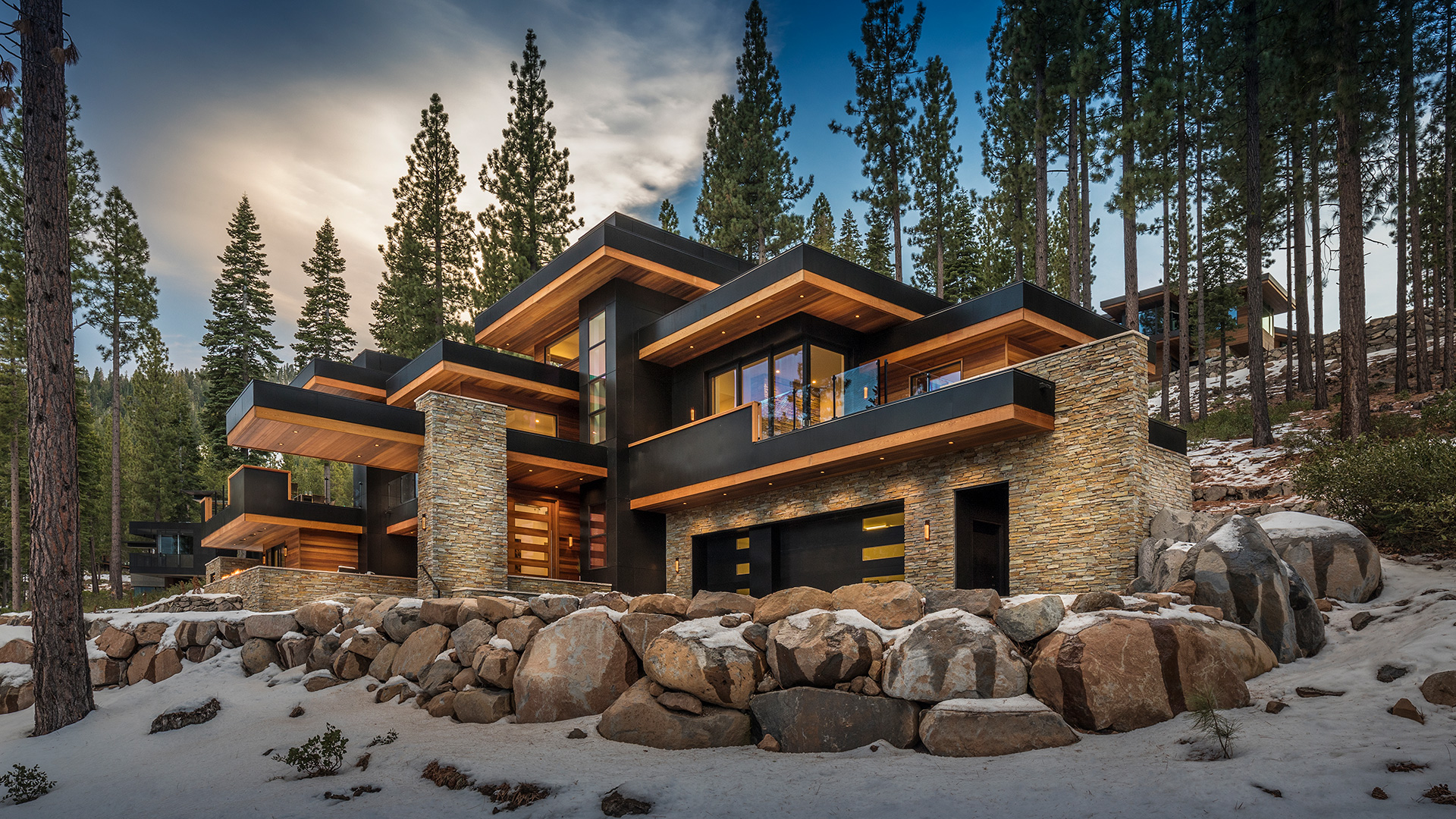 Modern Mountain Home - 581 Martis